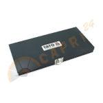 YT-0400 Końcówki wkrętakowe torx, hex, spline, kpl. 40 szt.